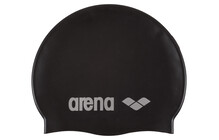 Arena Classic Silicone black-silver